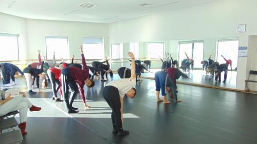 Open Rehearsal of CaDa and workshop, 19 February 2020