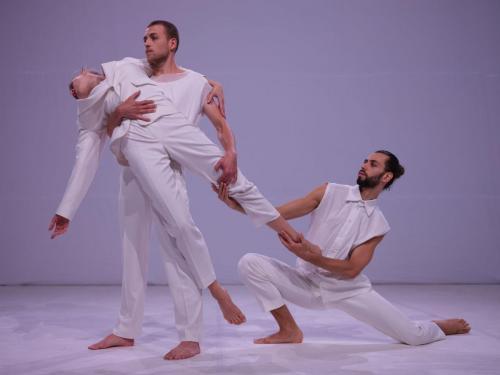 Polish Dance Theatre - Find the love in the dark/screendance performance
