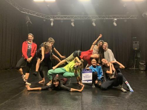 National Seminars by Derida Dance Center